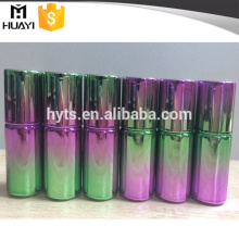 10ml UV gradient couleur violet design vert personnalisé fait vernis à ongles bouteille