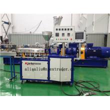 3-15kg/h granule lab test twin screw extruder