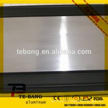 Plaque d'alliage d'aluminium 5083 h321 pour la construction marine