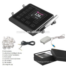 New intelligent touch screen permanent makeup machine kit micropigmentation eyebrow tattoo machine kit
