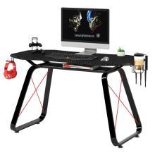 Игровой стол с настольной рамой из МДФ из углеродного волокна