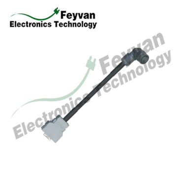 Custom FANUC System Servo Motors Cable