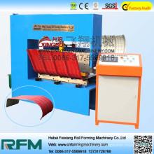 FX profile bender hydraulic machine for bending rebar