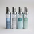 100ml room spray in glass bottle in tube package for home