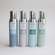 customized logo 180ml room essential oil scented spray