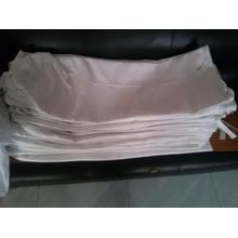 Industrial mataas na temperatura latagan ng simento PPS filter bag