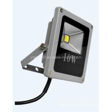 TUV CE 10W Lampe à inondation projecteur à LED Slim Line