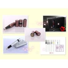 2013 Kit de fabrication de matériel de tatouage pour maquillage permanente de nouvelle conception et étui de haute qualité