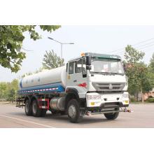 HOWO 6X4 20 M3 Water Tanker Truck (ZZ1257M4641W)