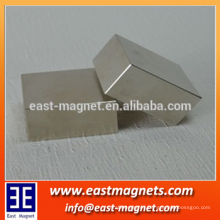 China manufacturer super strong high grade sintered rare earth permanent decorative neodymium magnets