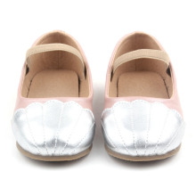 Shell Pink Girl Beauty Dress Shoes Kasual