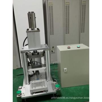 La máquina de prensa de filtro de punta de pipeta