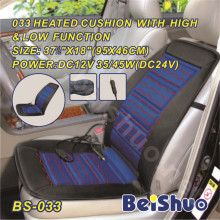 Good Sale Ultimate Speed Heated Car Seat Cushion with Multifunction