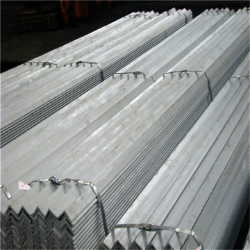 Materiales de construcción astm a36 steel galvanized angle bar