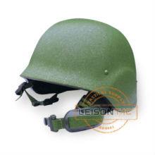 Alliage d'acier balistique casque armée casque balistique armor helme