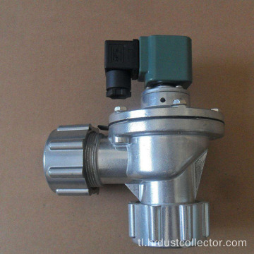 Bolt nut air solenoid valve