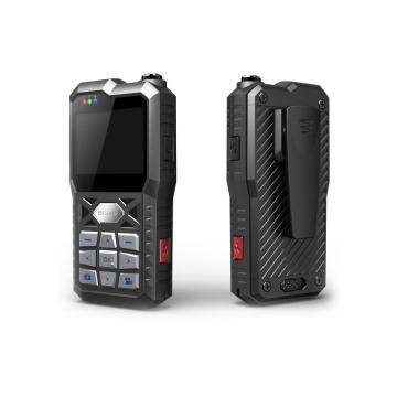 3G / 4G GPS sans fil portable GPRS Police Camera DVR