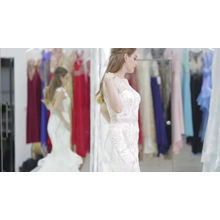 Meilleures ventes de photos de robes de mariée dernières robes de mariée en dentelle noire 2017