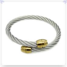 Modeschmuck Mode Accessoires Edelstahl Armreifen (BR252)