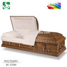 walnut in wholesale factory casket