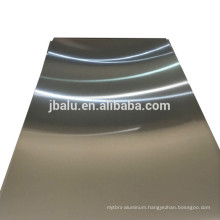 Alloy 2024 T3 T4 T6 high hardness aluminum plate price per kg