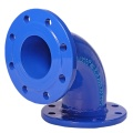 Ductile Iron Double Flanged Bend