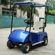 China CE genehmigt elektrische Golf Carts für eine Person (DG-C1)
