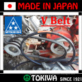 Mitsuboshi Belting heat resistant wedge and V belt. Made in Japan (flat belt)