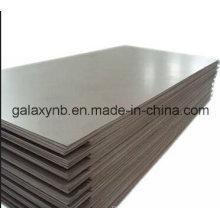 Placa e folha de titânio puro ASTM B265 Gr1