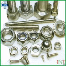 Chinese factory price high quality Hardware Fasteners sus bolts and nuts