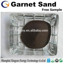 Areia granada de 60 mesh para corte hidráulico a jato