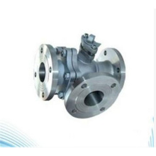 Threaded Three Way Ball Valve Wcb