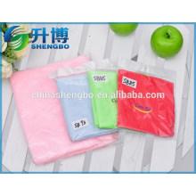 Tissu de lavage de voiture fabriqué en Chine