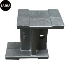 OEM dúctil, carcaça cinzenta do ferro para as peças de maquinaria de engenharia