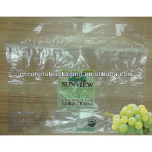 plastic bag with holes for fruit /fruit and vegetable perforated bags/perforated bags