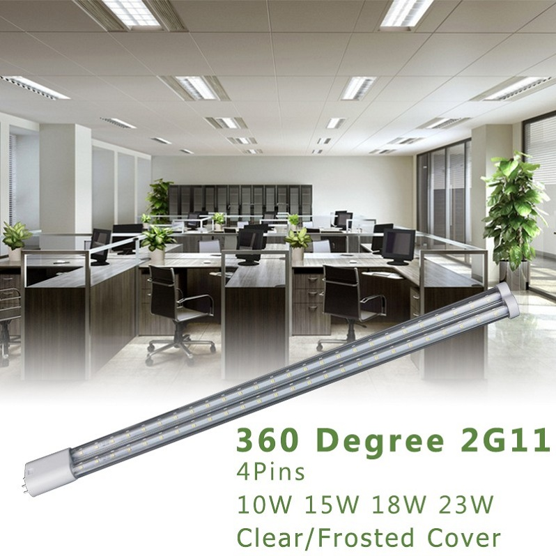 2G11 PL LED Lamp 360 degree tube