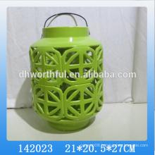 Ceramic solar Light