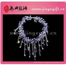 Sundysh perles à la main collier belle bijoux en perles