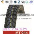 Pneu de moto (3,75-19) pour moto Cross pneu de moto