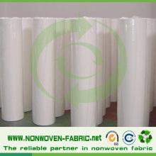 Petits rouleaux non-tissés de tissu de Spunbond de résistance à la traction pour l'usage de meubles