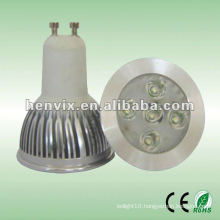 7W GU10 Indoor LED Spotlight Fixtures