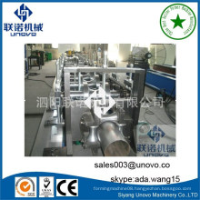 good quality self-lock downspout tube forming machine