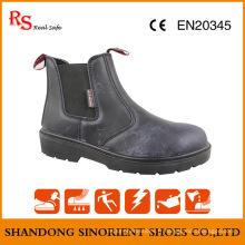 Crazy Horse Leather Pas de bottes en dentelle China Snc304