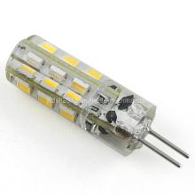 New 1.5W G4 24 SMD Warm Cool White 3014 LED Lamp Home Marine Car Boat Light Bulb 12V