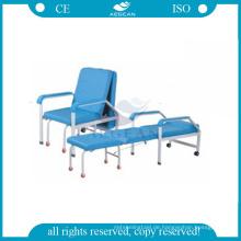 AG-AC003B Krankenhaus begleiten Möbel billige Metall-Klappstühle