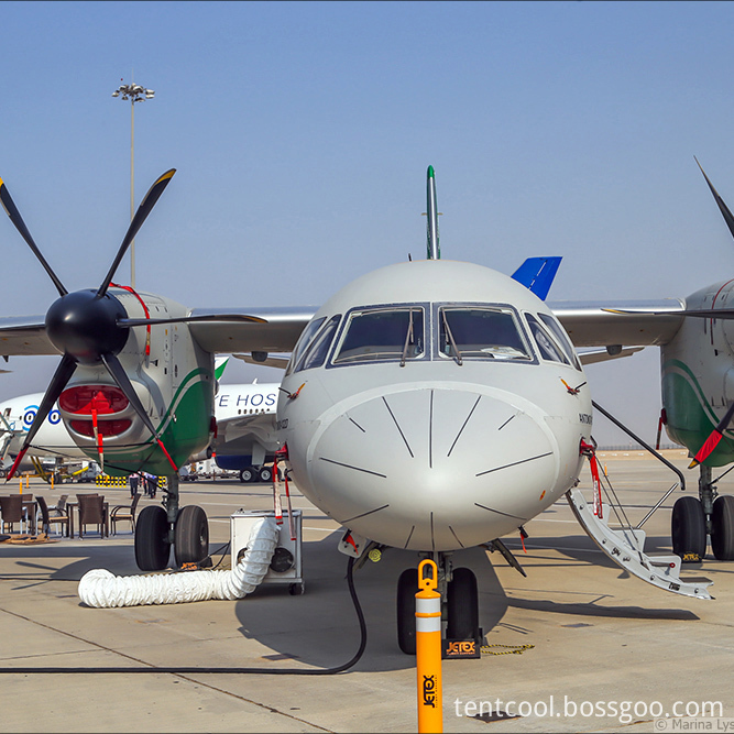 Aircraft Ground Service Air Conditioner