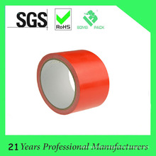 Red Color Cloth Duct Tape