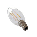 Good quality C35 hotel office use 6w candle tail led bulb