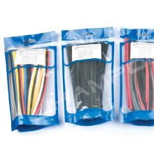 Industrieller Gebrauch-Plastikschrumpf-einzelne Wandschlauch-Farbzipp-Tasche