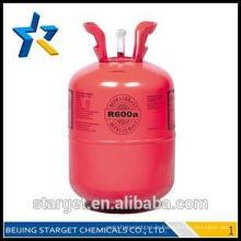 R600a gaz réfrigérant Isobutane, agent moussant Y
